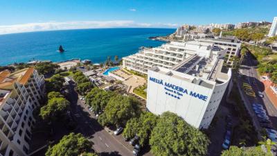 Hotel Melia Madeira Mare Resort in Funchal